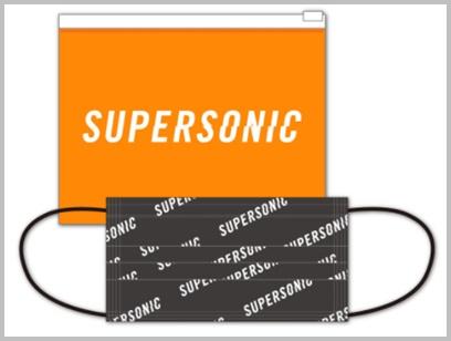 スーパーソニック,2021,主催者